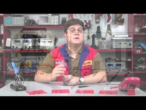 IR Transistors in DirectFET Frames