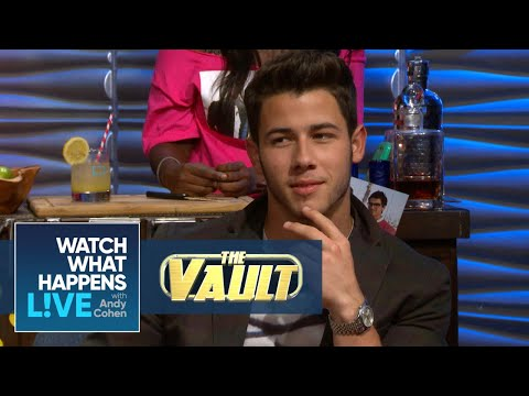 Nick Jonas On Dating Older Women: 'They Know What They Want' | WWHL