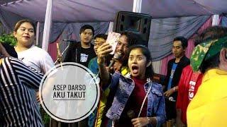 Download Lagu Asep Darso - Aku Takut | Live Show Calung Garetek Kolaborasi Calung Gumasep Gratis STAFABAND