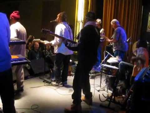 Going Home Again - Carlos Jones and the PLUS Band / ft. Jim Miller /Beachland/ 2012 02 17