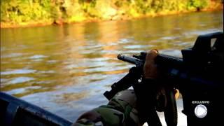 Câmera Record flagra ação de contrabandistas em Foz do Iguaçu