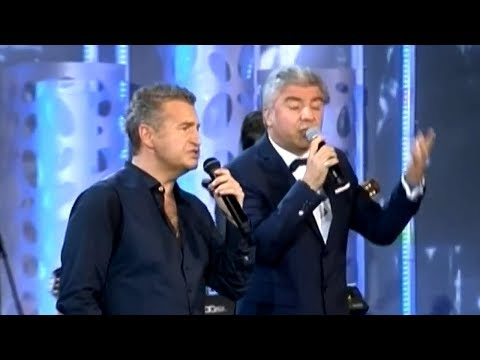 Леонид Агутин - Каких-то тысяча лет (& Сосо Павлиашвили) (Live @ Новая волна, 2013)