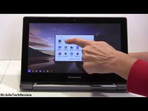 Lenovo N20p Chromebook Review