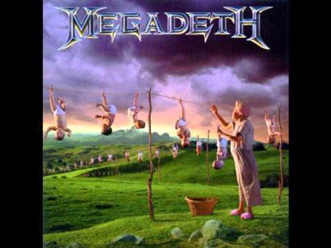 Mejores Albumes De Megadeth