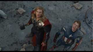 Download Lagu The Avengers Music Video - 'I'm Not Alright' Gratis STAFABAND