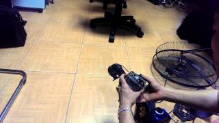 Cách tra dầu cho quạt điện