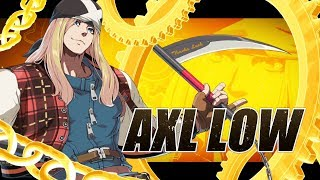 New GUILTY GEAR Axl Trailer - SEA MAJOR 2019