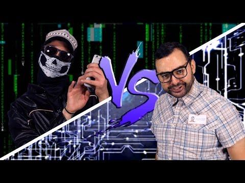 HACKER vs. TI Vídeos de zueiras e brincadeiras: zuera, video clips, brincadeiras, pegadinhas, lançamentos, vídeos, sustos