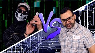 HACKER vs. TI ♫