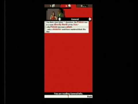 Cluedo (aka Cluedo Cover Story aka Clue) - Ovi Store - Nokia 5800 ...