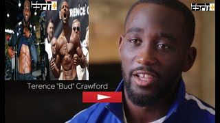 """TERENCE CRAWFORD UNCUT ON HIS RING RETURN VS KELL BROOK -""""SPENCE CANT RUN FOREVER- FULL VIDEO"""