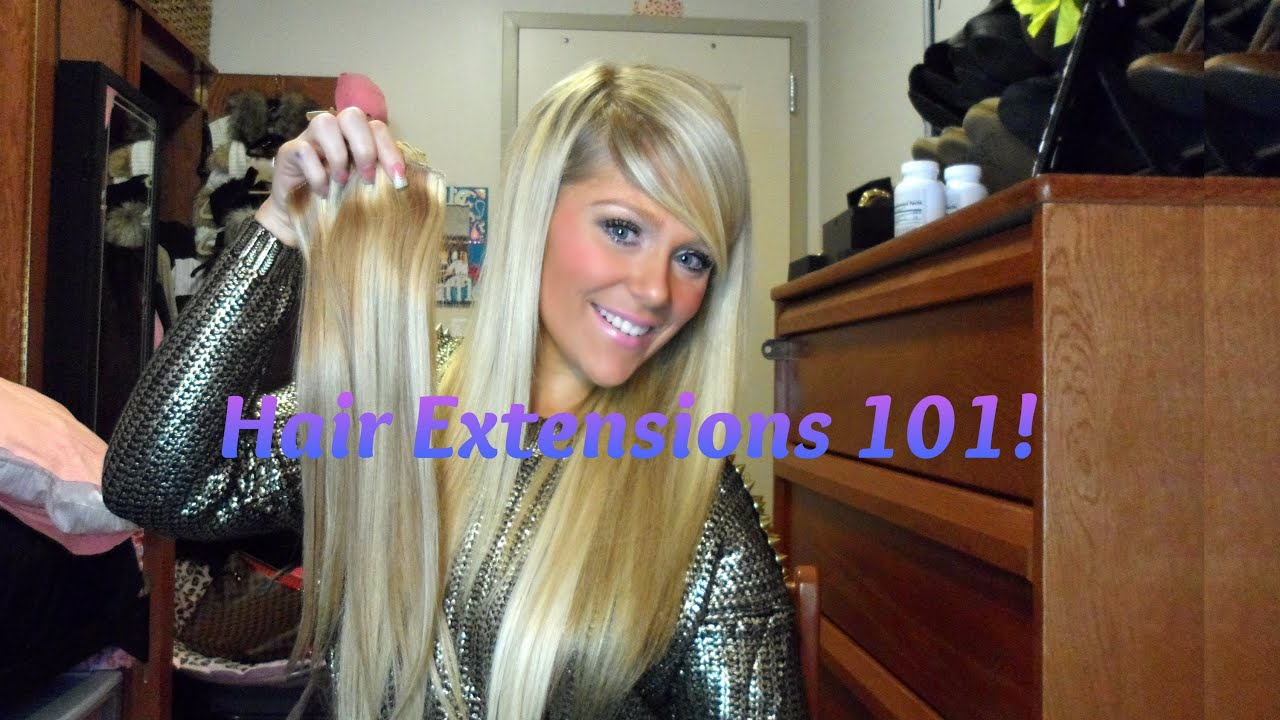 Hair Extensions Youtube Clip 112