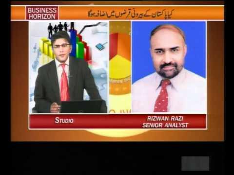 Foreign Debt Burden on Pakistan- Business Horizon - Part2 (30-05-2012).mp4