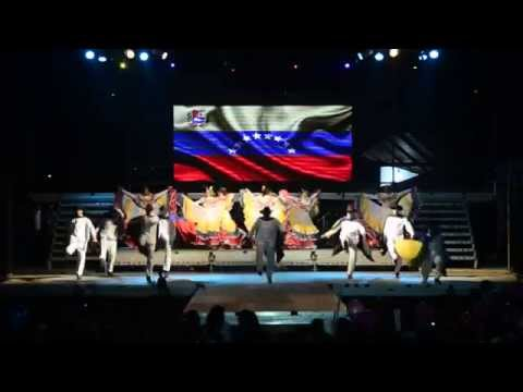 Opening Ferias de Nirgua 2014.