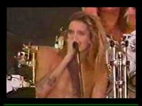 Skid Row - 18 And Life (live) video