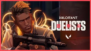 DUELISTS // Official Launch Cinematic Trailer - VALORANT