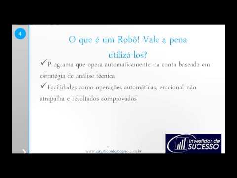 Investidor Marcelo Vieira lança curso onde mostra como investir usando Vários Robôs em Forex