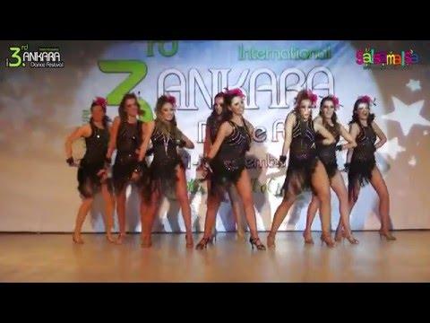 Trio Dance Show | AIDC-2015