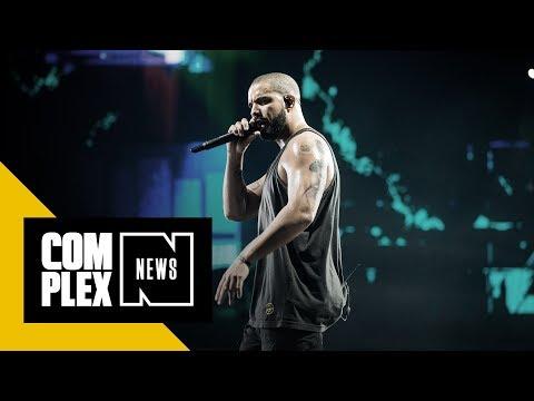 Drake Previews New Music at Memphis Nightclub