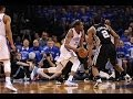 Spurs Thunder: Game Highlights