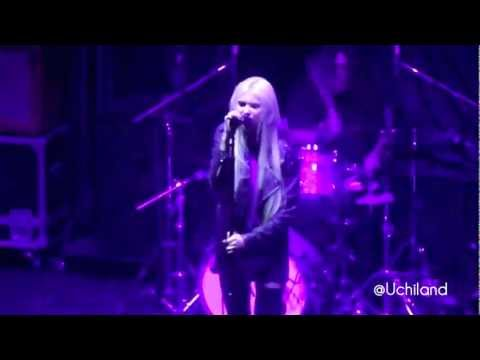 The Pretty Reckless - Zombie - London, Nov 4th 2011 HD Music Videos