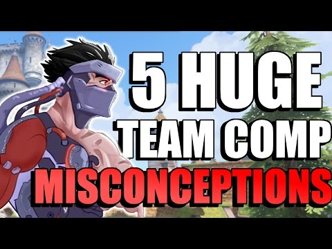 5 Team Comps Misconceptions That LOSE YOU GAMES!! | Overwatch