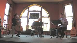 The Caladrian Ensemble performs Fandango by Santiago de Murcia