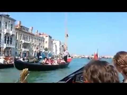 Gondola Ride - Venice, Italy #1