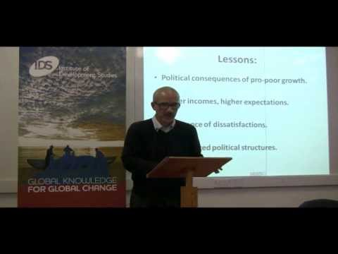 Economic Policy and Social Movements in Brazil, IDS Sussex Development Lecture
