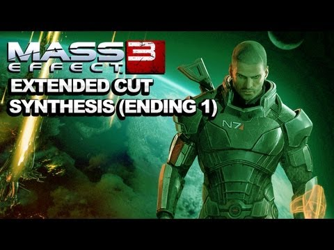 *SPOILERS* Mass Effect 3 Extended Cut DLC Synthesis Ending