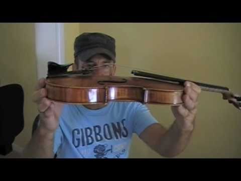 Changing the strings on your violin.m4v