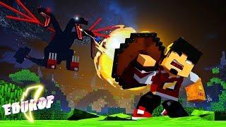 Minecraft Saphira: THANOS vs THE QUEEN Ep.18 ‹ EduKof Games ›