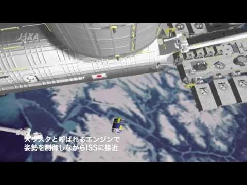 宇宙ステーション補給機「こうのとり」(HTV)2号機~宇宙船が運ぶ未来~