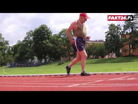 Pan Edward Ma 79 Lat I Chce Pobiec W Maratonie!