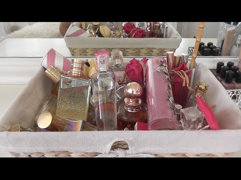 Perfume Collection & Cleanout