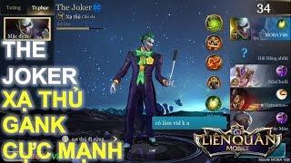 Liên Quân Mobile: The Joker - Hoàng tử tội phạm - xạ thủ mới hot nhất map 5vs5 Liên quân mobile