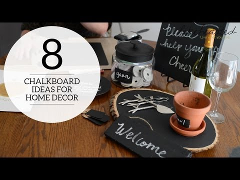 Chalkboard Paint Multiple Uses For Home Decor 3gp Mp4 Hd Free Download