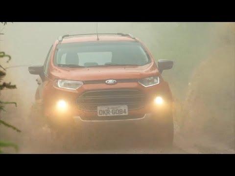 Ford EcoSport automático e 4WD
