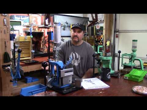 WBR. Video 156. Dillon RL550B. My Thoughts on The Dillon RL550B Set Up and Design Features