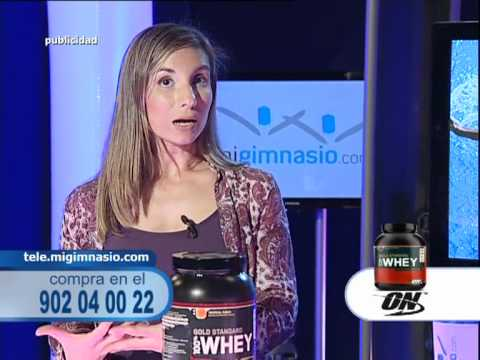 Proteína 100 Whey Gold de ON