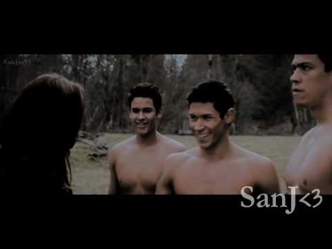 Jacob Black || & The Wolf Pack Video