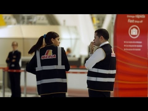 Iberia workers end strikes