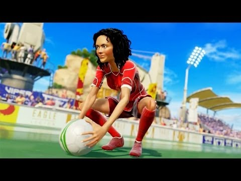 Kinect Sports Rivals Trailer de Lancement VF