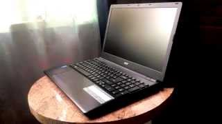 Распаковка и обзор Acer Aspire E1-532/Unboxing and review of Acer Aspire E1-532