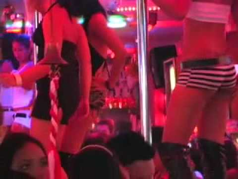 Phuket, Sexy Thai Dancer Girls, Pole Riders Love You Long Time video
