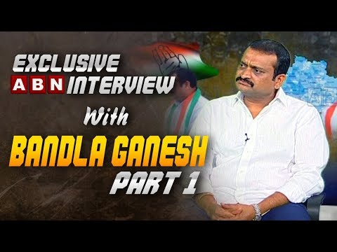 Bandla Ganesh about His Political entry | Exclusive Interview | Part 1