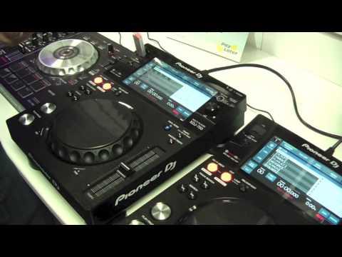 Pioneer XDJ-700 First look at DJkit.com