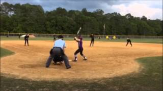Jessica Bryson 2019. Triple Threat  Hitting Highlights March/April 2016