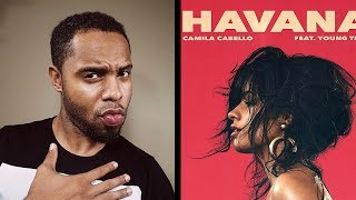Download Lagu Camila Cabello - Havana ft. Young Thug REACTION! Gratis STAFABAND