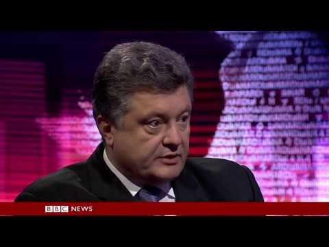 BBC HARDtalk   Petro Poroshenko   Ukrainian Businessman and Politician 26 11 13